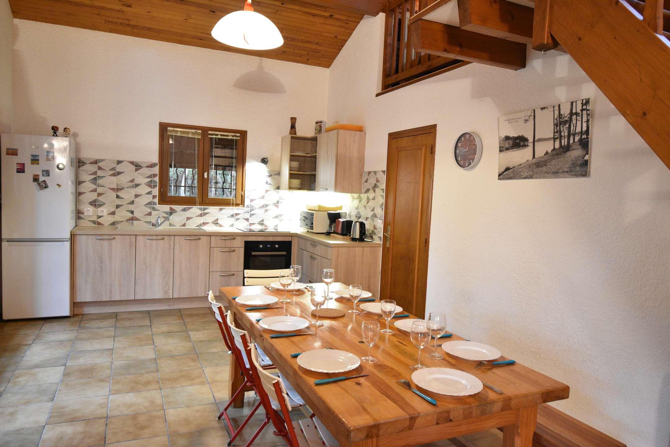 location de vacances à Seignosse ref:0306