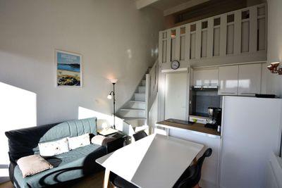 Hossegor - Agréable studio en duplex situé dans une résidence avec piscine en bo