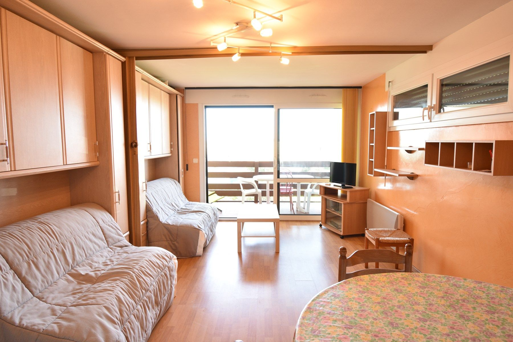 Holiday rental apartment  in Seignosse