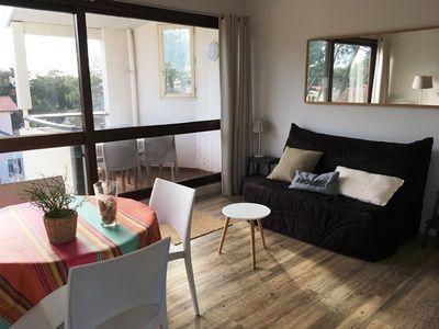 holiday rental apartment for 2 in Capbreton(40)
