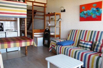 Hossegor - Bel appartement avec vue océan dans résidence avec piscine