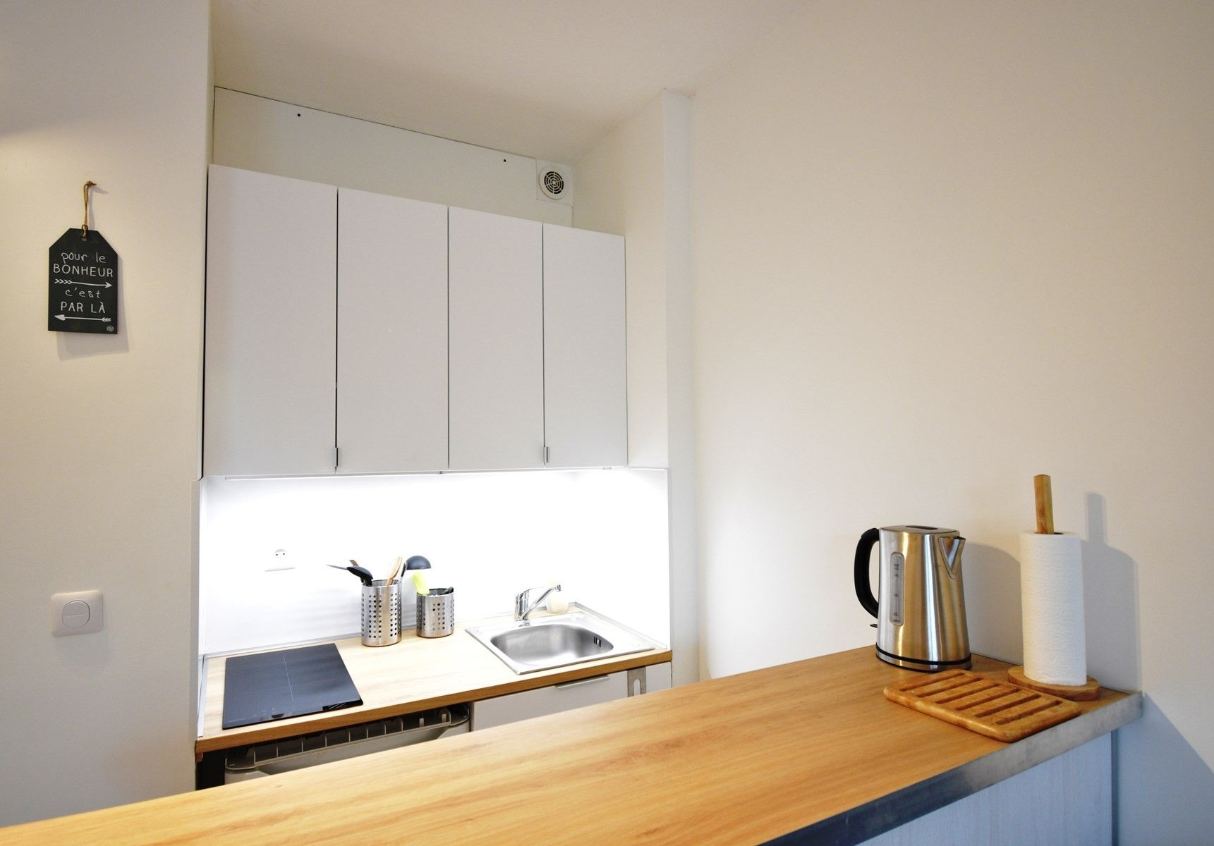 Holiday rental apartment  ref:0434