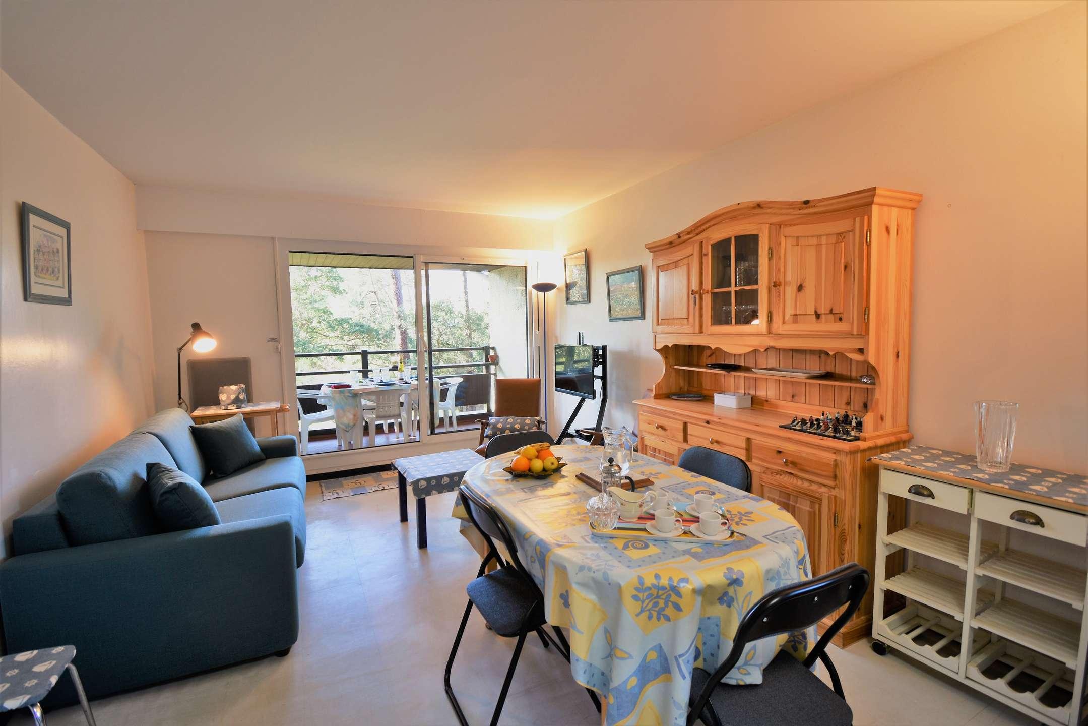 Appartement à louer pour vacances à Seignosse
