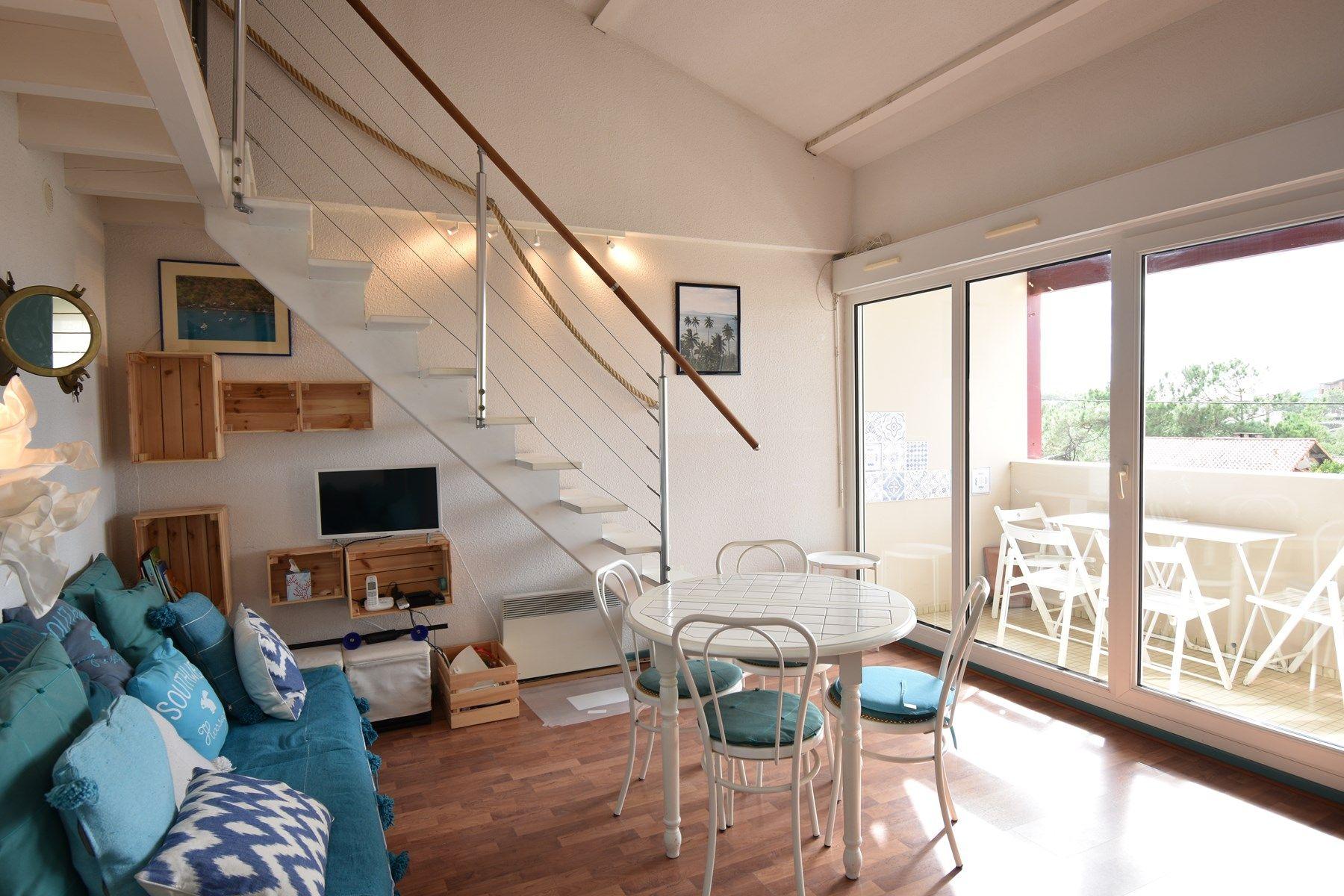 Appartement à louer pour vacances à Hossegor