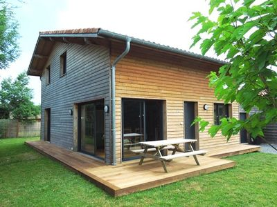 holiday rental villa for 6 in Saubion(40)