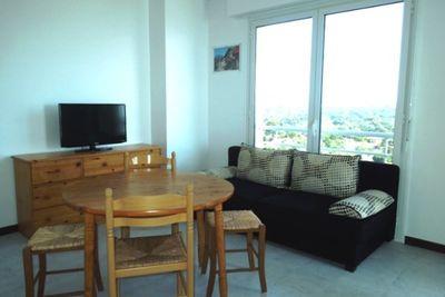 Hossegor - Plage centrale - Vue imprenable sur l'océan pour cet appartement avec