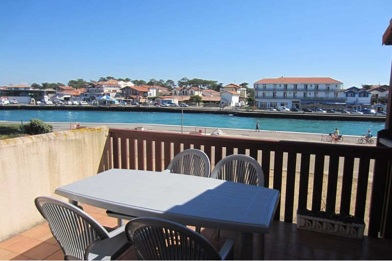 Holiday rental appartement in Capbreton for 3 from Agence Petit