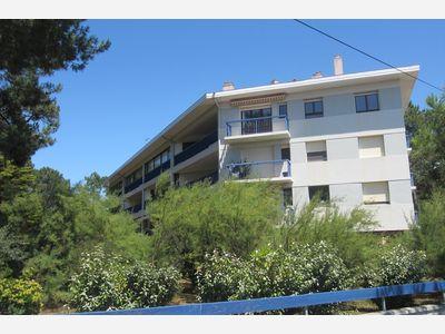 Location de vacances en appartement pour 2 personnes à Hossegor(40)