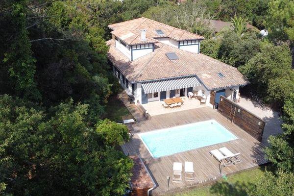 villa à louer à hossegor