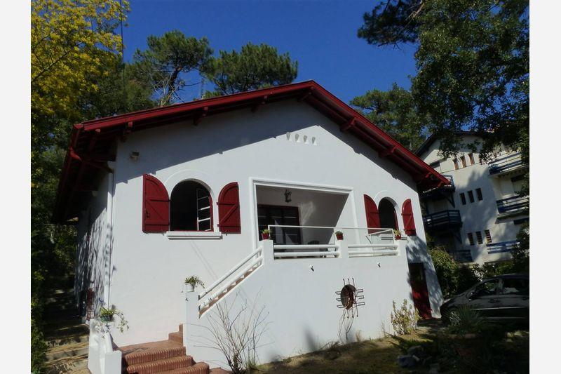 Holiday rental villa in Hossegor ref:0651