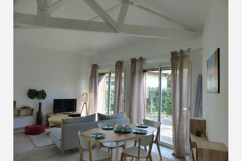 Holiday rental villa in Hossegor ref:0656