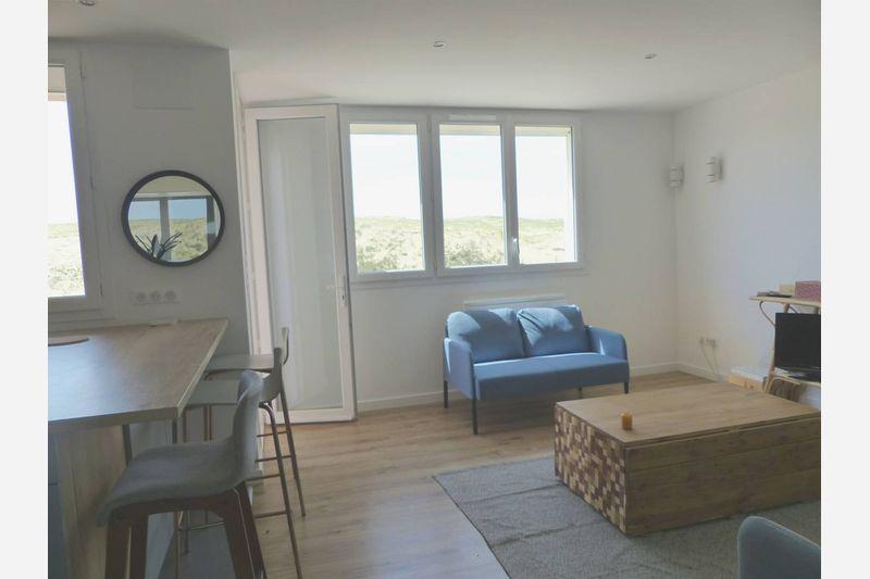 Holiday rental appartement in Hossegor ref:0664