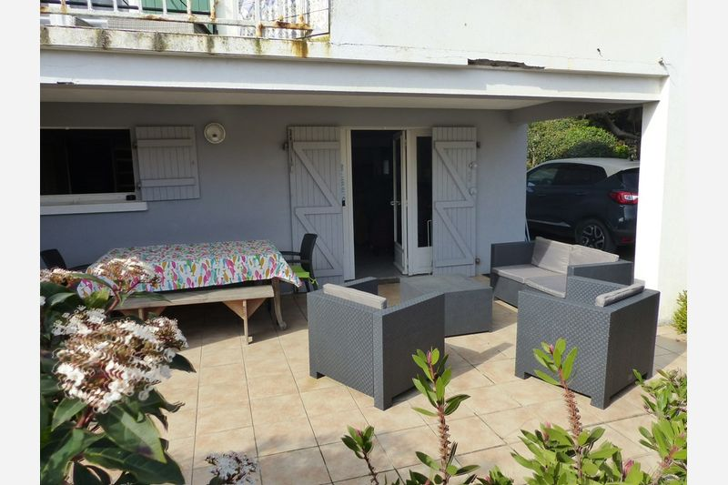 Holiday rental appartement in Hossegor for 5 from Agence Petit