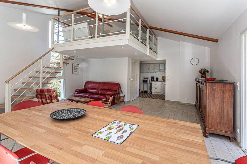 Holiday rental villa in Hossegor ref:0460