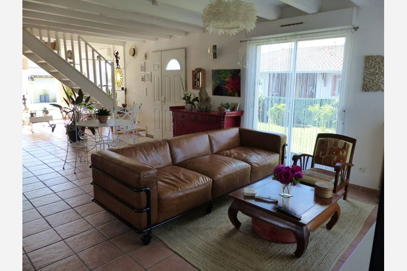 Holiday rental villa in Hossegor ref:0632