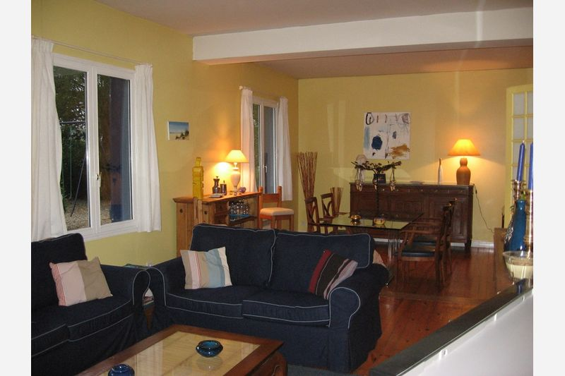 Holiday rental villa in Capbreton ref:0362