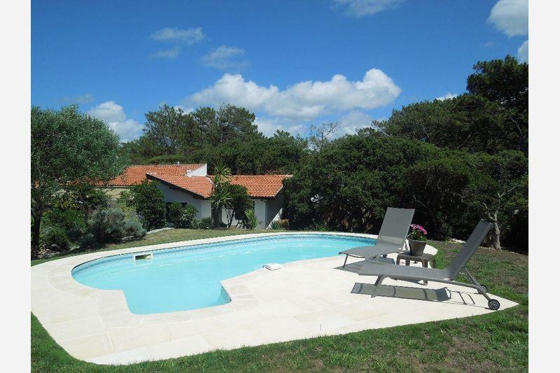 Villa pour 6 à louer à Seignosse - Agence Petit