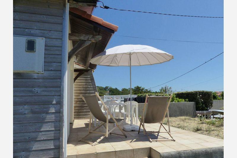 Holiday rental appartement in Hossegor ref:0286