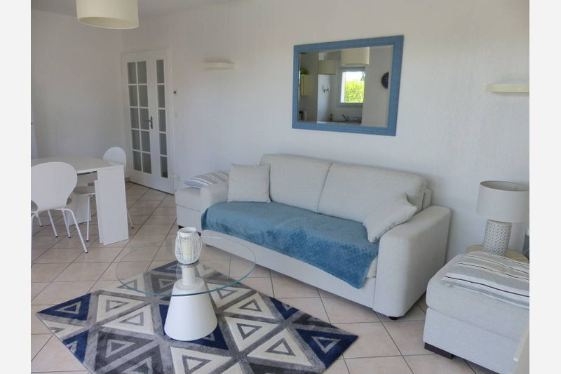 Holiday rental appartement in Capbreton ref:0591