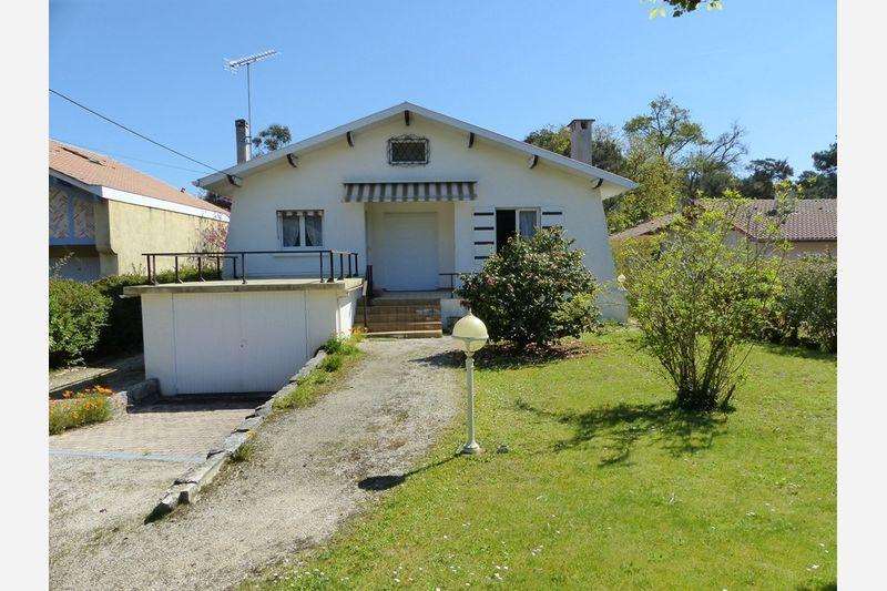 Villa pour 4 à louer à Capbreton - Agence Petit