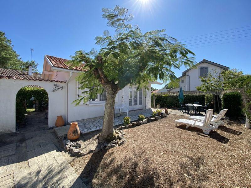 Villa pour 3 à louer à Capbreton - Agence Petit