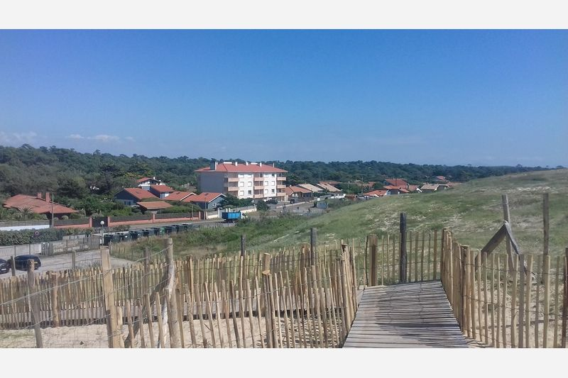 Holiday rental appartement in Hossegor for 4 from Agence Petit