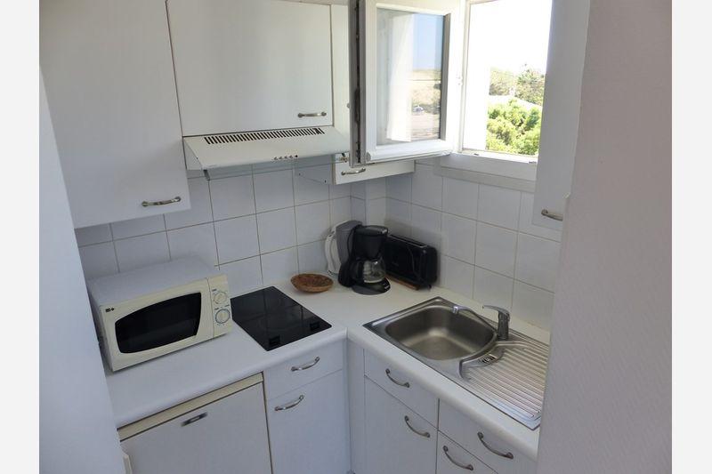 Holiday rental appartement in Hossegor ref:0203