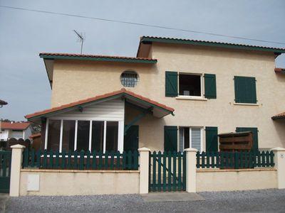 holiday rental villa for 4 in Vieux Boucau(40)