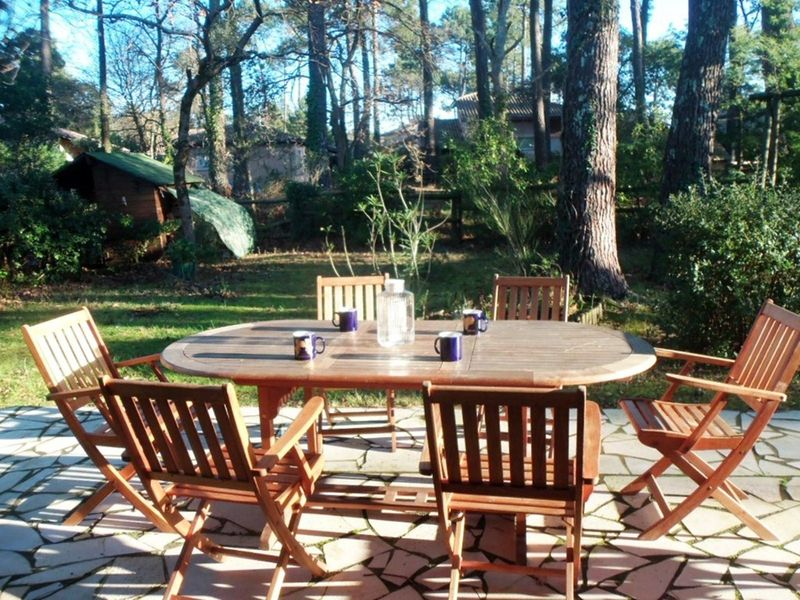 Holiday rental in Soustons. Villa for 6 people