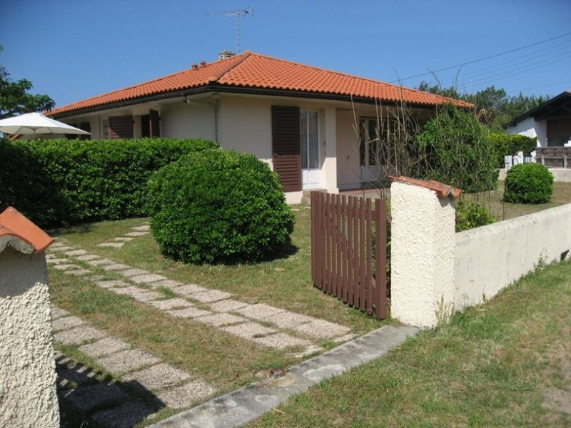 Holiday rental in Vieux Boucau. Villa for 6 people