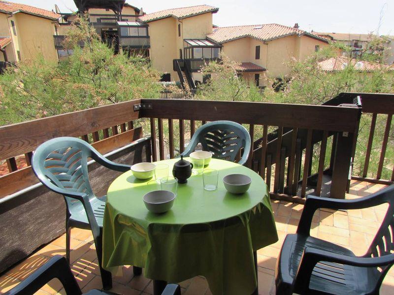 Appartement pour 5 à louer pour vos vacances à Vieux Boucau