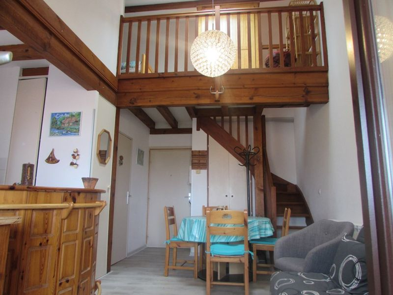 Holiday rental in Vieux Boucau. Apartment for 4 people