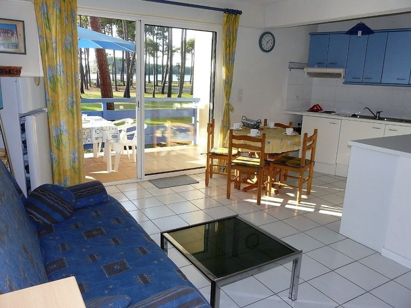 holiday Holiday apartment for 6 to rent in Soustons to rent from Agence Bouquet