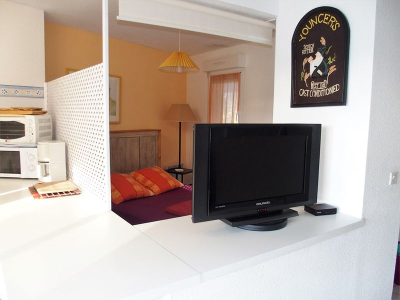 Holiday apartment for 6 to rent in Soustons ref:N105