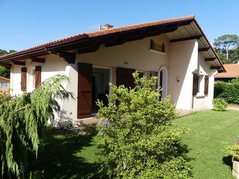 Holiday rental in Vieux Boucau. Villa for 5 people