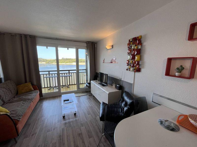 location saisonnière appartement pour 3 à louer à vieux boucau