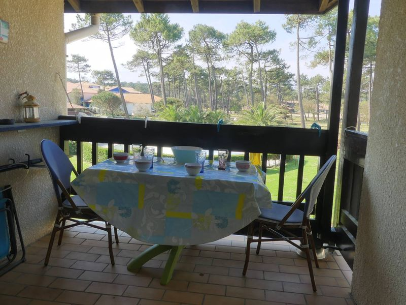 holiday Holiday apartment for 4 to rent in Soustons to rent from Agence Bouquet