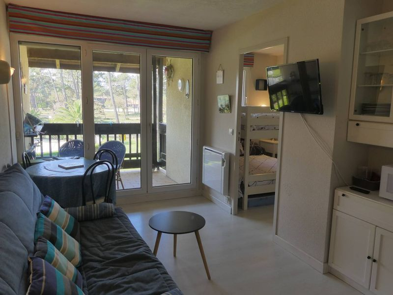 Holiday apartment for 4 to rent in Soustons ref:M99