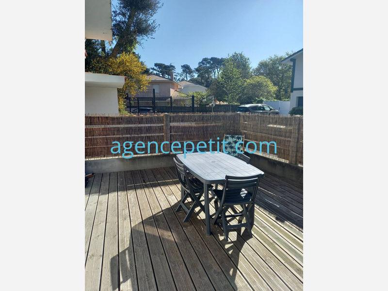 Appartement pour 5 à louer à Capbreton - Agence Petit