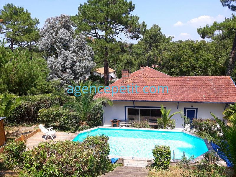 Villa pour 10 à louer à Hossegor - Agence Petit