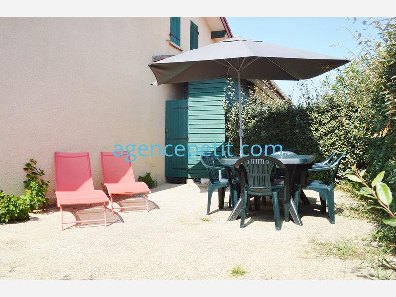 Holiday rental villa in Capbreton for 4 from Agence Petit