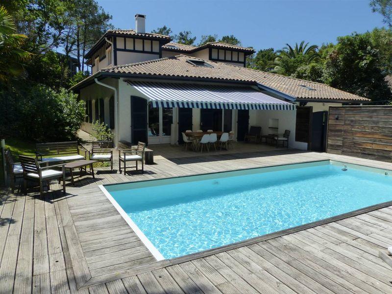 Villa pour 15 à louer à Hossegor - Agence Petit