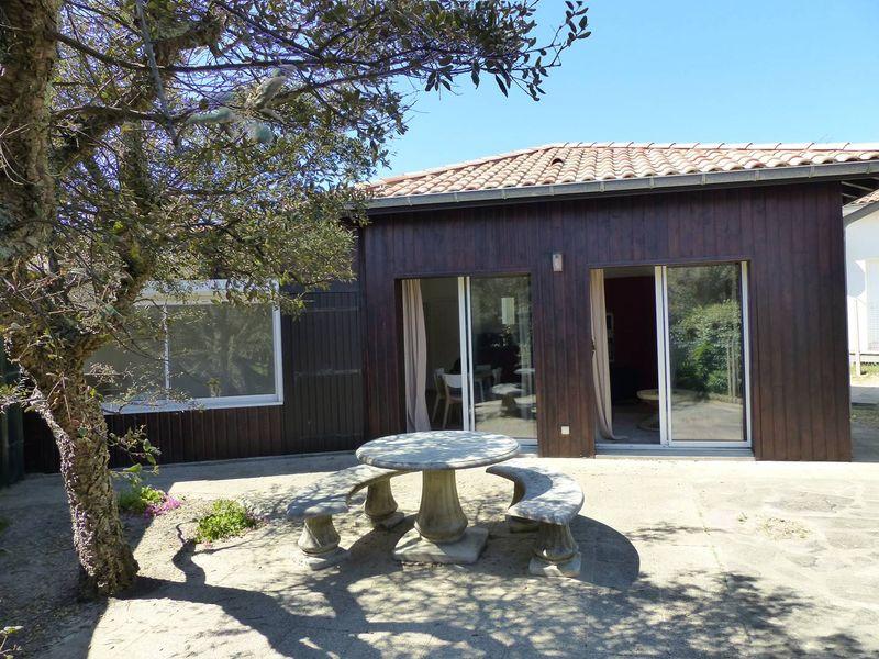 Villa pour 4 à louer à Hossegor - Agence Petit