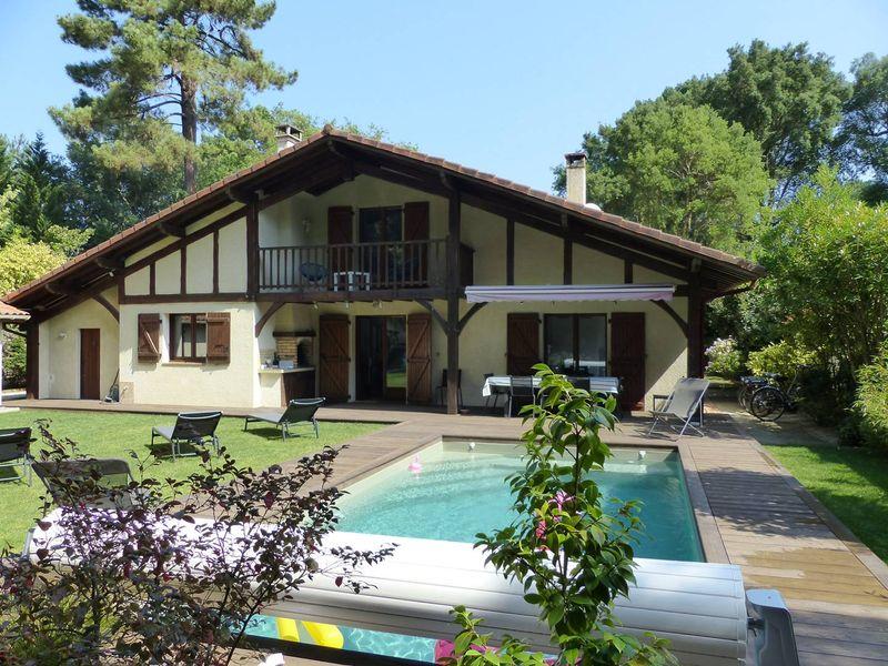 Villa pour 11 à louer à Capbreton - Agence Petit