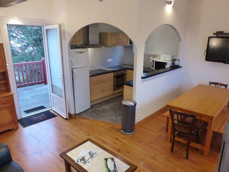 Appartement à louer  - ref:0056