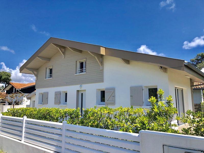 Villa pour 7 à louer à Capbreton - Agence Petit
