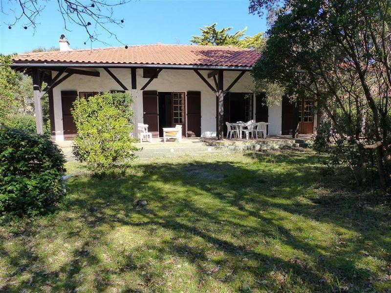 Villa pour 8 à louer à Seignosse - Agence Petit