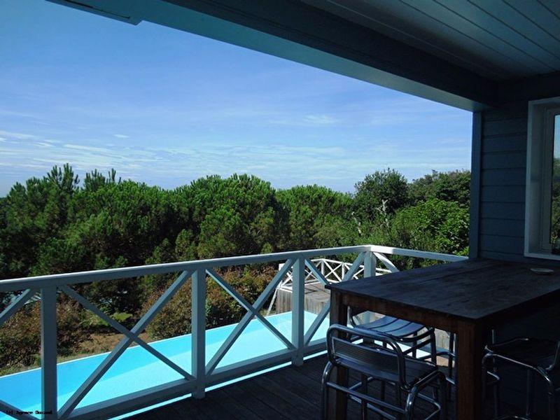 Seignosse golf superbe villa avec vue à Seignosse