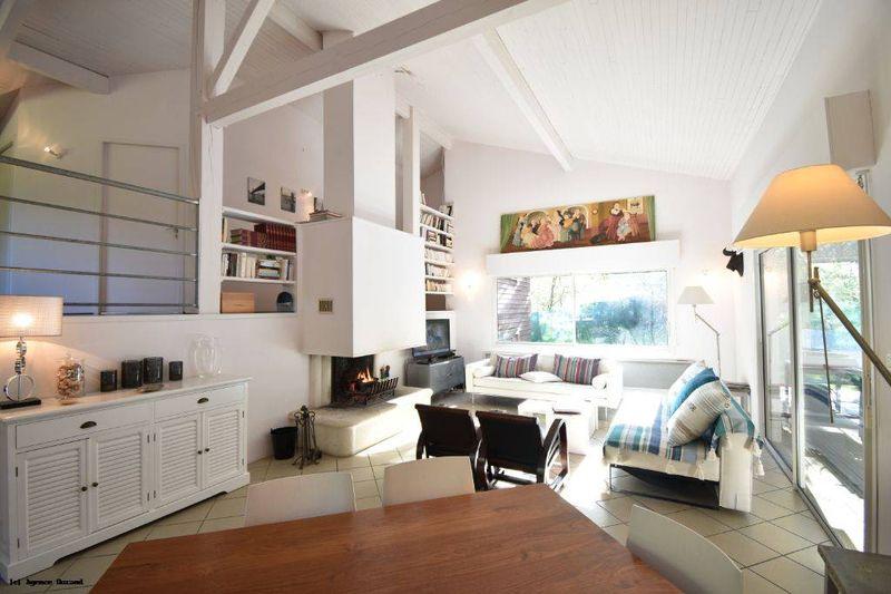 Très agréable villa en ossature bois à Seignosse
