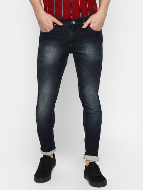 Dark Indigo Slim Fit Jeans